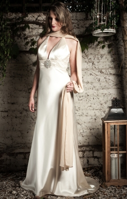 1930's Style Wedding Gown